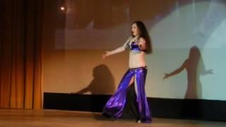 Daria Gorbenko Mezhance / Дарья Горбенко Межансе восточные танцы в Липецке