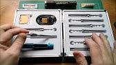 Test MINI TS100 Soldering Iron For DIY - YouTube