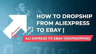 How to Dropship From Aliexpress to eBay | Ali Expr...