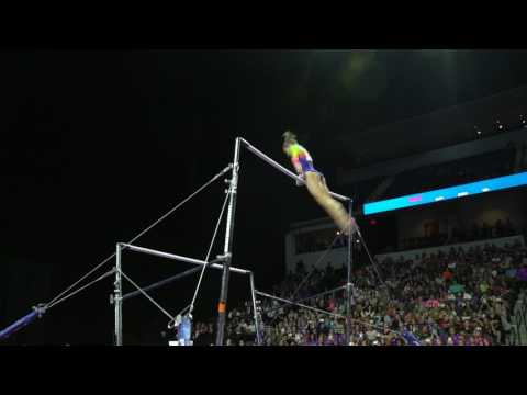 Ragan Smith – Uneven Bars – 2017 U.S. Classic – Senior Competition