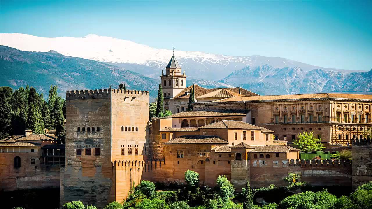 Arquitectura isl mica en espa a youtube for La arquitectura en espana