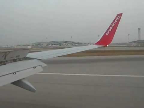 Hannover (HAJ) - Enfidha (NBE) Landing in Enfidha (Tunisia) 07.08.2012