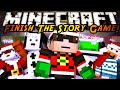 Minecraft Mini-Game : FINISH THE STORY! (Christmas Edition!)