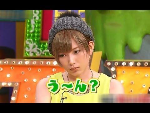 元 AKB48 光宗薫 金髪姿で初登場トーク Mitsumune Kaoru