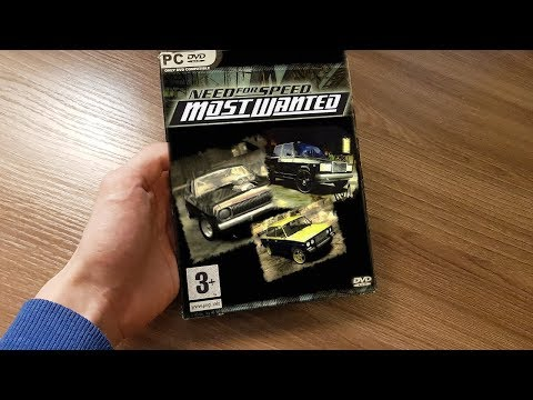 Купил диск с новой Need For Speed Most Wanted за 149 рублей!