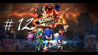 Let´s Play Together Sonic Forces (Blind) Part 12 Infinite wills wissen