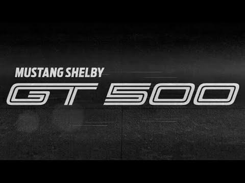 فورد موستنج شيلبي GT الجديدة | ٢٠١٩