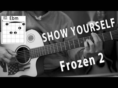 Show Yourself Chord Lyric