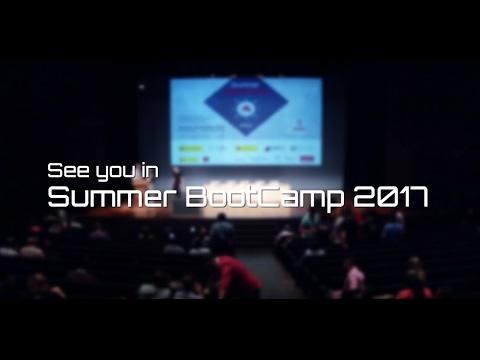 Summer BootCamp 2016