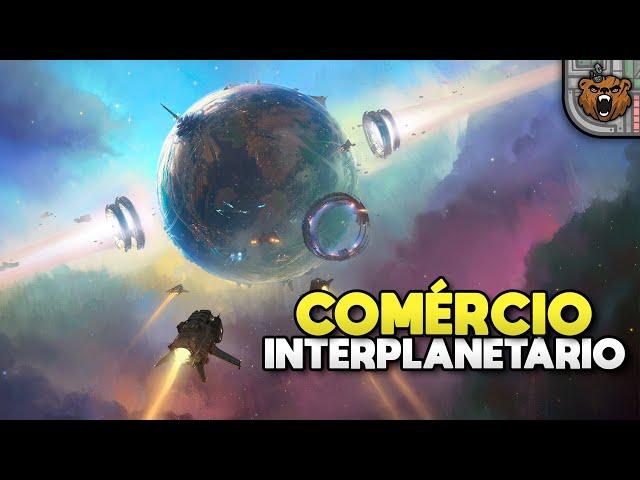 Colonizando planetas pra comércio! - Slipways | Jogo Rápido - Gameplay 4k PT-BR