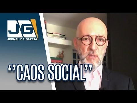 José Nêumanne Pinto / Lula não pode insultar Bolsonaro sem base, diz Moro from YouTube · Duration:  2 minutes 2 seconds