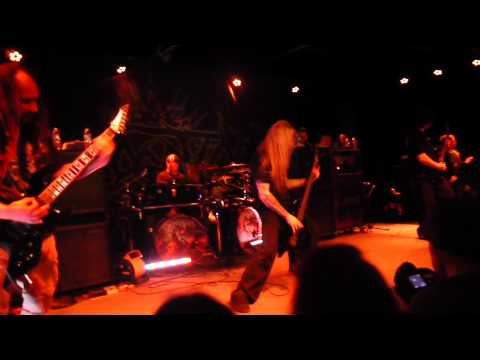Suffocation @ 89North  4-4-2013