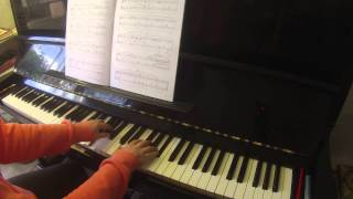 Garden Path by Elissa Milne Trinity College London piano grade 4 2015-2017
