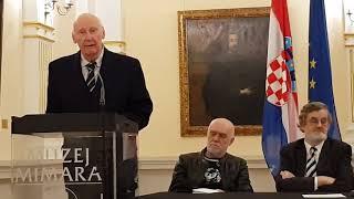 Prof.dr. Nikola Debelić-HNES-Ugroze temelja opstanka Hrvatske