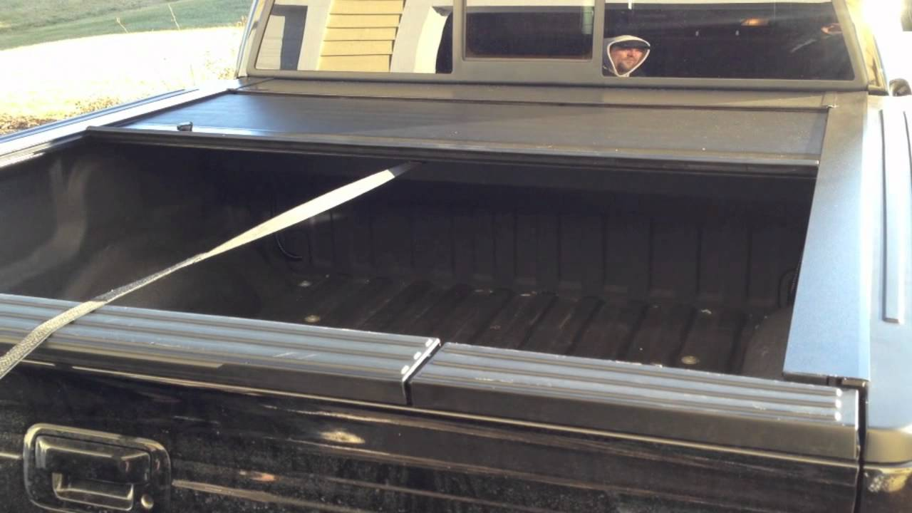 Ford Truck Retractable Bed Cover