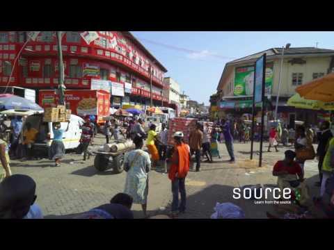 William Addo - establishing consumer brands in West Africa