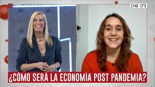 Verónica Tenaglia, empresaria tecnológica, sobre el teletrabajo