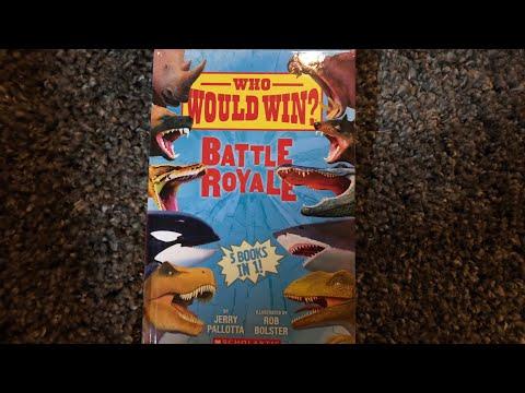 Who Would Win? - BATTLE ROYALE Winners Revealed!