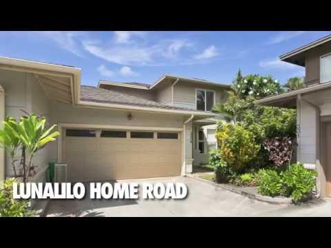 Peninsula Hawaii Kai - Lunalilo Home Road