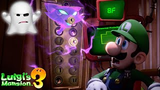 POLTERKITTY??? | Luigi's Mansion 3