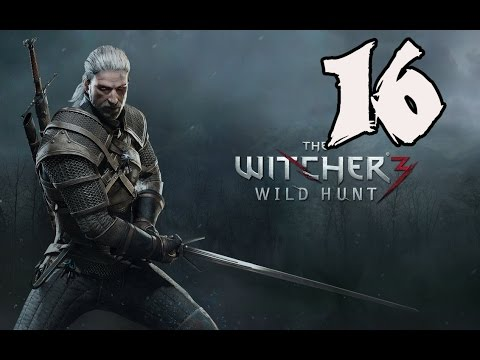 The Witcher 3: Wild Hunt - Gameplay Walkthrough Part 16: Hunting a Witch