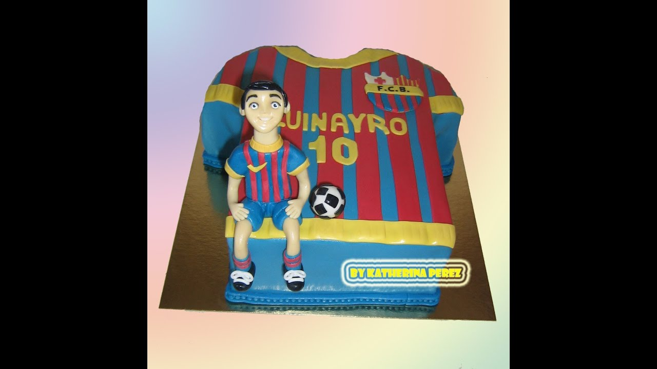 Barcelona Torta Barcelona Cake