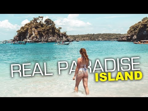 Most BEAUTIFUL Island In Bali, Nusa Penida Paradise!