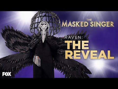 The Raven Is Revealed   Season 1 Ep. 6   THE MASKED SINGER