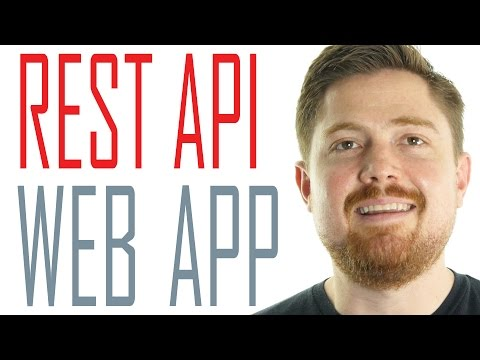 Using REST APIs in a web application |...