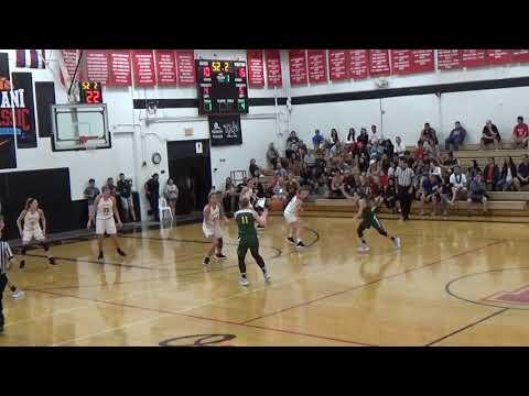 Pinewood Girls Basketball vs  Incarnate Word Academy 12 15 2018