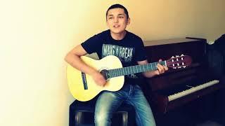 Петлюра - ковыляй потихонечку.  Армейские и дворовые песни под гитару. Кавер.