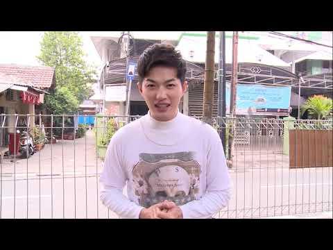 LEE JEONG HOON JUALAN SIOMAY | Selebrita Siang