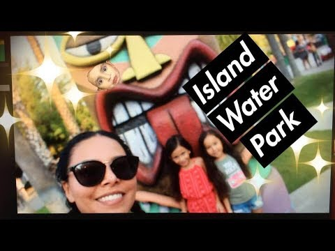 ISLAND WATER PARK Fresno Ca ☀️