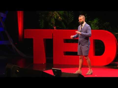 World's biggest waterslide: Jimi Hunt at TEDxAuckland