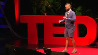 World's biggest waterslide: Jimi Hunt at TEDxAuckland video