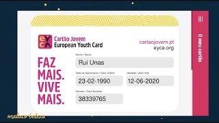 Nuno Coelho Chaves - Cartão Jovem - Maluco Beleza
