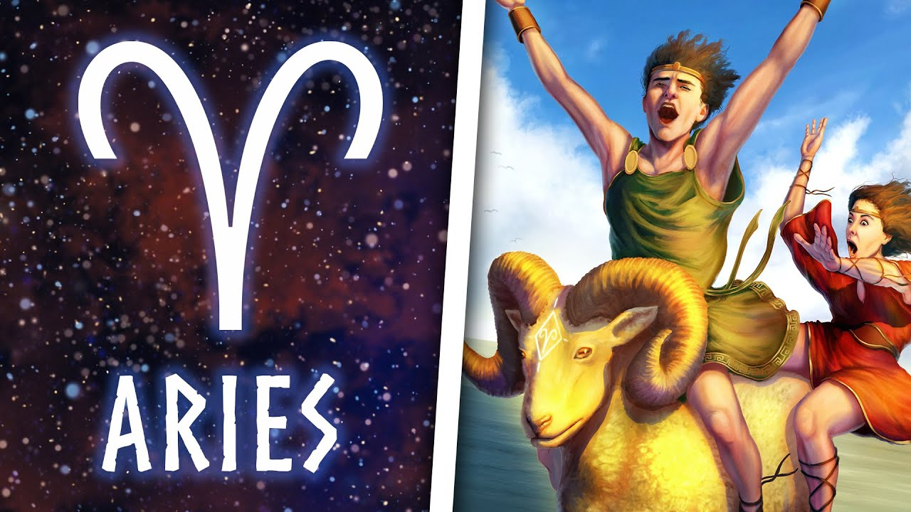 The Messed Up Mythology of Aries | Astrology Explained - Jon Solo