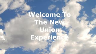 New Union Experience I God gave US the GIFT of PURPOSE!