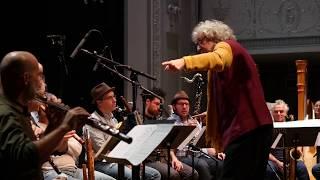 Adam Rudolph - Go: Organic Orchestra in concert 2017