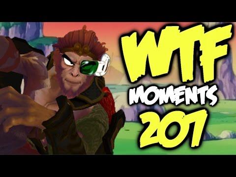 Dota 3 WTF Moments 207.00