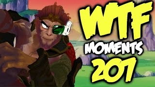 One of Dota Watafak's most viewed videos: Dota 3 WTF Moments 207.00