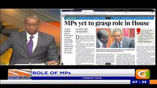 Power Breakfast: Role of Mps
