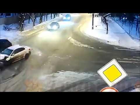 國內外 雪地閃避不及車禍-交通事故-紀錄片