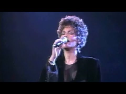 Whitney Houston  You Give Good Love  from Feels So Right Tour 1990