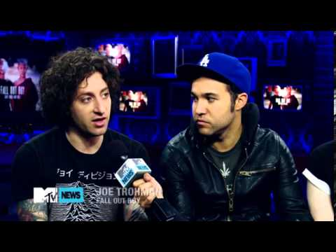 Fall Out Boy interview (2013)