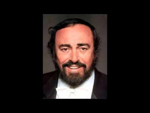 Luciano Pavarotti - Figaro