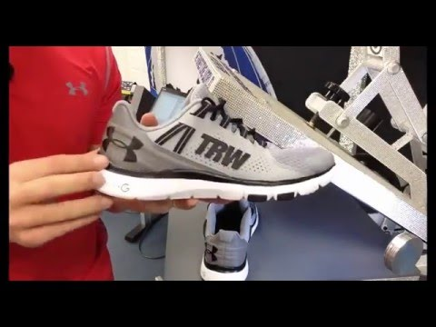 How To Customize Under Armour Shoes With A Heat Press And