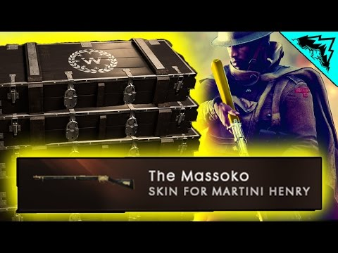 GOLDEN MARTINI DREAMIN' - (Battlefield 1 Massoko Gameplay LIVE)