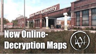 Watch Dogs Modding: Custom Online Decryption Map