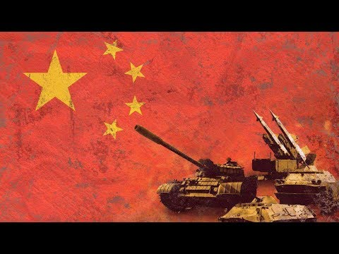 Dialogue with Yang Rui: China's military build-up
